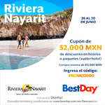 Ofertas de Best Day, Riviera Nayarit
