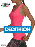 Ofertas de Decathlon, Productos mexicanos