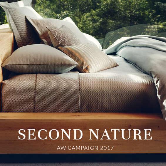 Ofertas de ZARA HOME, Second nature AW Campaign 2017