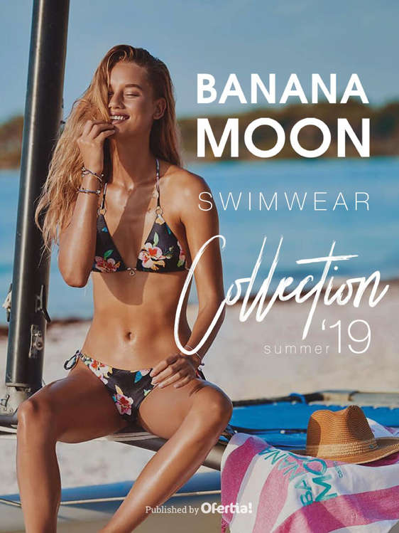 Ofertas de Banana Moon, Preview Collection | Summer '19