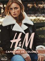 Ofertas de H&M, Nueva Colección: Capricho de Colores