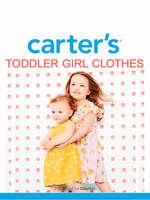 Ofertas de Carter's, Toddler girl