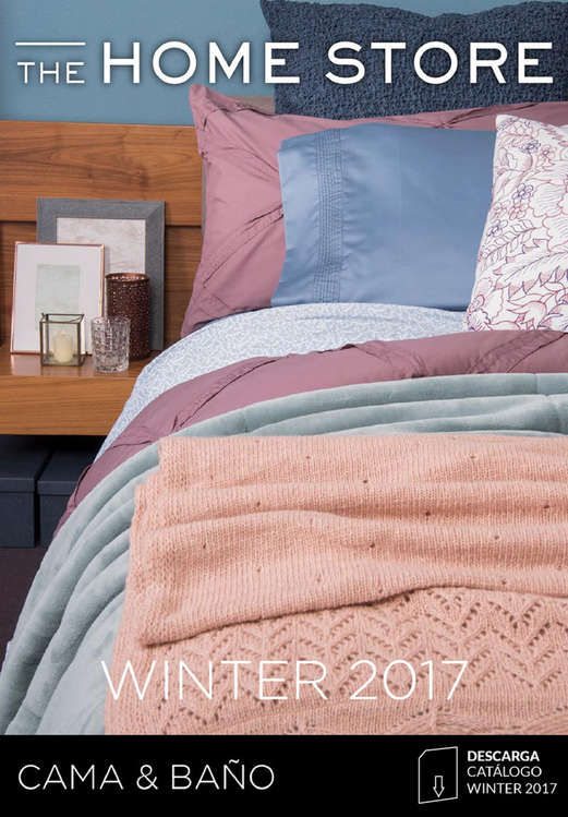 Ofertas de The Home Store, Winter 2017 CAMA & BAÑO