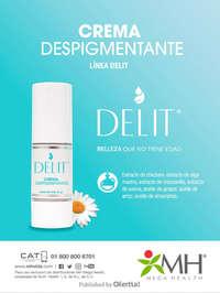 Crema Despigmentante DELIT