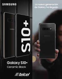 Galaxy S10+ Ceramic Black