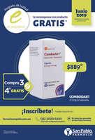 Ofertas de San Pablo Farmacia, Catálogo Mensual Programa En Equilibrio