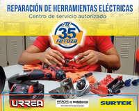 Reparación de herramientas eléctricas