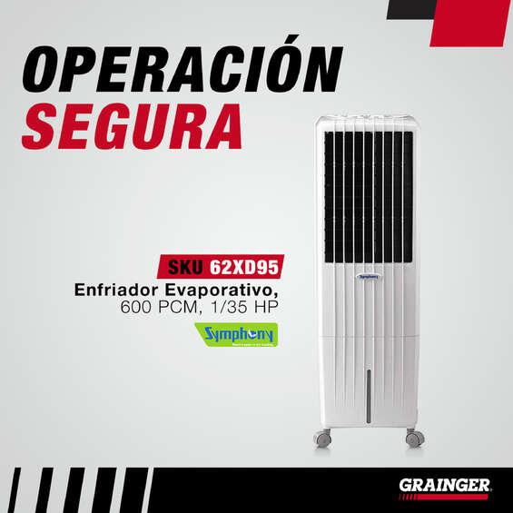 Ofertas de Grainger, ¡Revitaliza la operación de tu negocio con aires de frescura!
