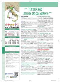 Circuitos por Europa mediterránea 2019