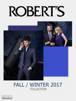 Ofertas de Robert's Identidad, Fall Winter 17