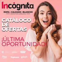 Catálogo de Ofertas ¡Última oportunidad!