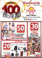 Ofertas de Del Sol, 100 tiendas