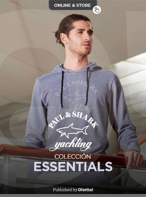 Ofertas de Paul & Shark, Essentials