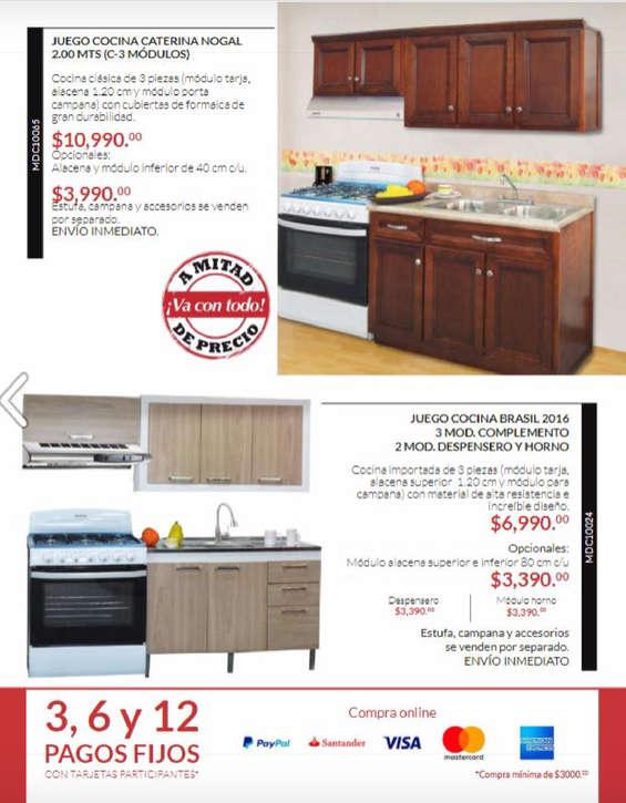 Modulos De Cocina Online. Simple Muebles De Cocina Lucena En ...