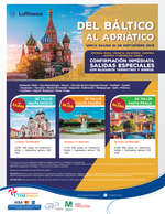 Ofertas de Viva Tours, Del Báltico al Adriático