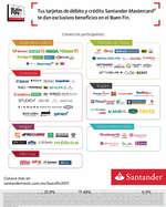 Ofertas de Santander, Beneficios en el Buen Fin