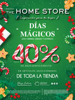 Ofertas de The Home Store, Días mágicos