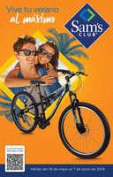 Ofertas de Sam's Club, Vive tu verano al máximo - Frontera