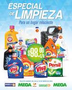 Ofertas de Soriana Express, Especial Limpieza