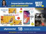 Ofertas de Best Buy, Impactantes ofertas !Por Aniversario!
