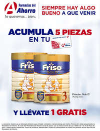 Plan de Lealtad / Frisolac Gold 3