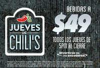 Jueves de Chili's