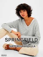 Ofertas de Springfield, Suéteres para ella
