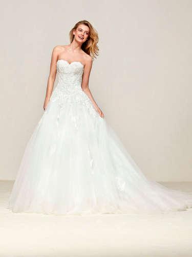 Vestidos de novia sencillos y baratos en tijuana