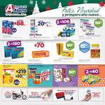 Ofertas de Farmacias del Ahorro, Feliz Navidad y prospero año nuevo