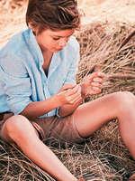 Ofertas de Massimo Dutti, Campaign ss17 boys & girls