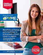 Ofertas de Office Depot, Plataforma PYME