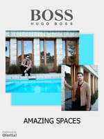 Ofertas de Hugo Boss, Amazing Spaces