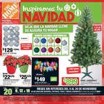 Ofertas de The Home Depot, Inspiramos tu Navidad