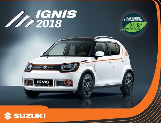 Ofertas de Suzuki Autos, IGNIS 2018