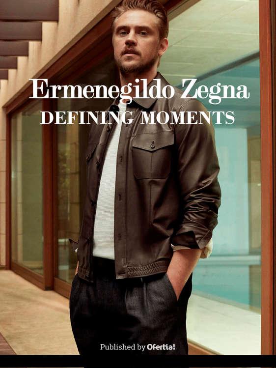 Ofertas de Ermenegildo Zegna, Defining moments