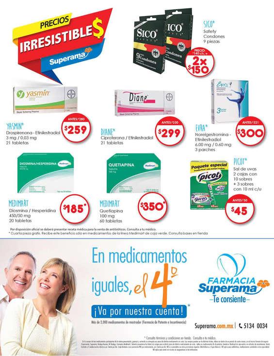Medicamentos en Santiago de Querétaro - Catálogos, ofertas