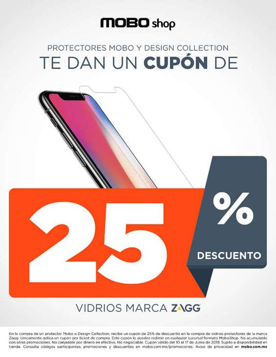 a8370f2682a Ofertas de Mobo, Protectores Mobo y Design Collection te dan un cupón de 25%