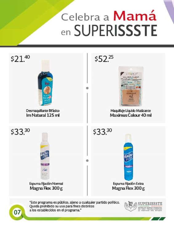 Ofertas de SUPERISSSTE, Folleto temporada