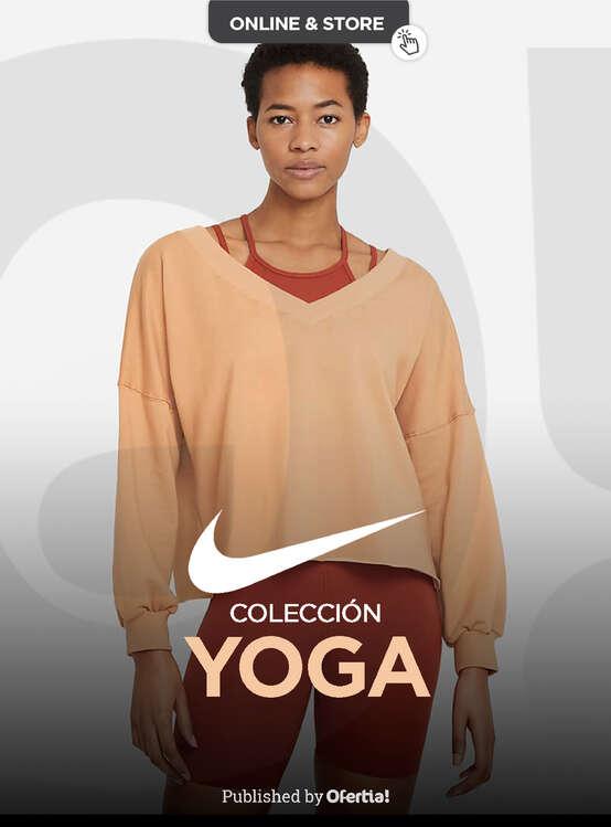 Ofertas de Nike, Yoga