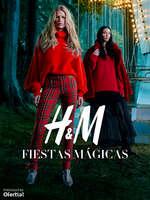 Ofertas de H&M, Fiestas mágicas