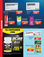 Ofertas de Farmacias Similares, Folleto Noviembre