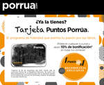 Ofertas de Librería Porrúa, Tarjeta de puntos Porrúa
